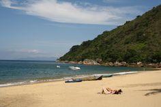 Praia de Itanema, Paraty (RJ)