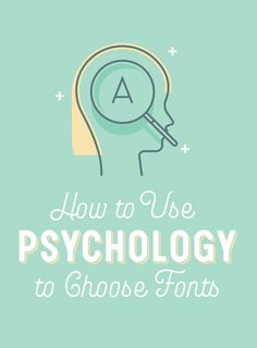On the Creative Market Blog - How to Use Psychology to Choose Fonts