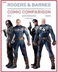 Captain America and The Winter Soldier Marvel Comic Universe, Marvel Heroes, Marvel Cinematic Universe, Marvel Avengers, Bucky Barnes, Marvel Characters, Marvel Movies, Captain America Costume, Captain America Art