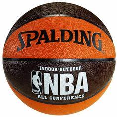 Spalding Basketball NBA All Star Blue/Black Official Size Ball ...