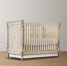 Jourdan Crib Collection   Restoration Hardware Baby & Child