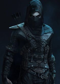 The Thief game art?
