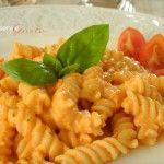 Ideas for pasta ricette light Best Pasta Dishes, Pasta Dinner Recipes, Healthy Pasta Recipes, Cooking Recipes, Delicious Recipes, Pasta Al Pesto, Pasta Types, Coconut Milk Nutrition, Philadelphia