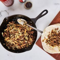 A quick stir-fry with hot Italian sausage and dinner's ready before you know it.