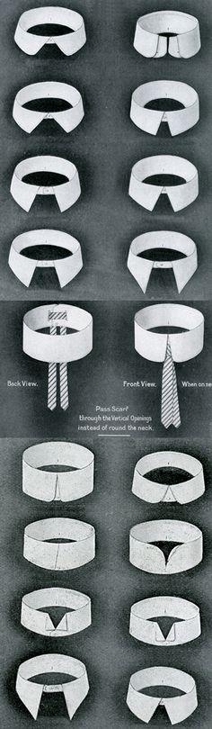 Collars - http://melissaeastondesign.com/blog/?p=6543
