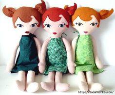 Missy Doll. Free Pattern