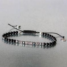 Bracelet Homme Silver #Men'sJewelry