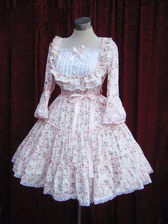 Sweet Love Lolita Dress