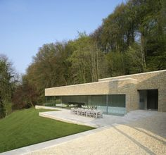 Cotswold House in Gloucestershire designed by Found Associates