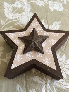 Stampin Up!, Stars box