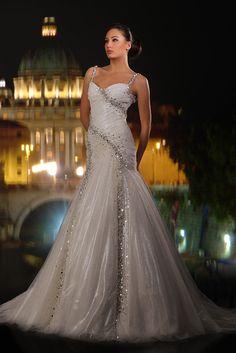 Abed Mahfouz Wedding Dresses