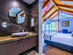 Grand Mercure Puka Park Resort (Pauanui, New Zealand) - 2016 Hotel Reviews… Mercure Hotel, Park Resorts, Hotel Reviews, New Zealand, Mirror, Furniture, Home Decor, Decoration Home, Room Decor