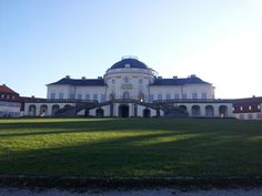 Schloss Solitude in Stuttgart, Baden-Württemberg