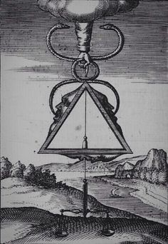 Andreas Friedrich - Emblemata Nova, First developed in the century, emblems consist of three parts: a symbolic picture (pictura) with a motto or title (inscriptio) and an explanatory poem or epigram (subscriptio). The purpose of the emblem. Alchemy Art, Alchemy Symbols, Wicca, Magick, Witchcraft, Esoteric Art, Occult Art, Mystique, Pentacle