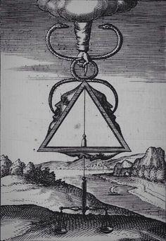 alchemy print / Sacred Geometry <3