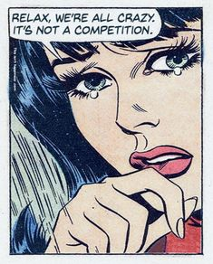 (7) Tumblr Vintage Pop Art, Vintage Comic Books, Vintage Cartoon, Vintage Comics, Cartoon Art, Pop Art Girl Crying, Nostalgia, Comic Panels, Flash Art