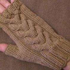 witchnofret handcraft: Breoghan Mittens