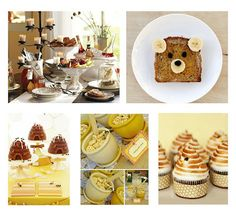 Elody Events: Winnie the Pooh Honey Brunch