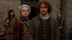 A collection of funny moments from the second season of Outlander
