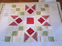 Cozy Little Quilts: Just can't make one ! Country Charmer Quilt ...