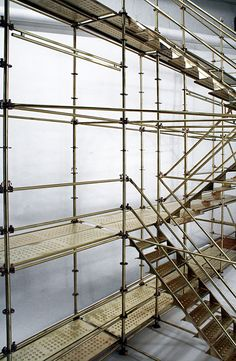 Creative Metalworks : Scaffold Resourse