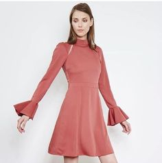 Stay Elegant and Beautiful in our Atlee Dress ! Perfect for #Valentine's day! Available online NOW!