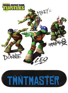 tmnt 2012 posters - Google Search