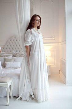 Кружевные платья Мастерской Марии Григорьевой | VK Pajama Day, Lingerie Drawer, Shades Of White, All About Fashion, Nightwear, Night Gown, Lounge Wear, White Dress, Chiffon