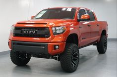 red 2016 lifted toyota trd pro truck - Google Search