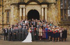 Durham Castle wedding
