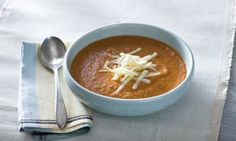 Mexican Roasted Tomato Soup