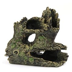 NEED: uxcell Resin Decoration aqua landscape artificial driftwood Betta wood Landscaping With Rocks, Landscaping Plants, Aquarium Landscape, Landscape Materials, Aquarium Design, Landscaping Supplies, Aquarium Decorations, Resin Material, Ocean Life
