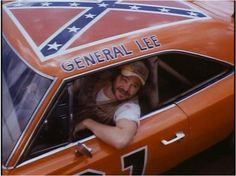Cooter & the General Lee! ;)