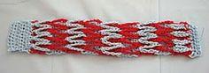 Donna's Crochet Designs Blog of Free Patterns: Photo Tutorial on How To Make Interlocking Loop Stitch in Crochet