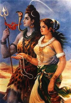 Shiva & Parvati mother father