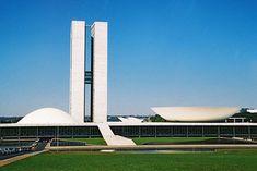 Congresso Nacional Fonte: http://www.camara.gov.br/internet/infdoc/historiapreservacao/sedes/congresso.htm