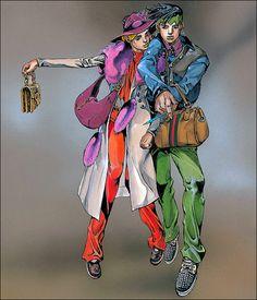 Hirohiko Araki for Gucci