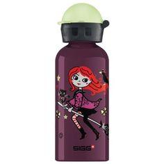 Sigg Trinkflasche LITTLE WITCH, violett, 8321.1, 4.00 euro/100 ml: Sigg: Amazon.de: Sport & Freizeit