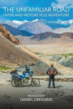 The Unfamiliar Road is a documentary feature film following the overland journey on a motorcycle from Perth, Western Australia to London in the United Kingdom. Together…