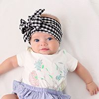 DIY Baby Oversized Bow Headwraps  5884e2d10f0