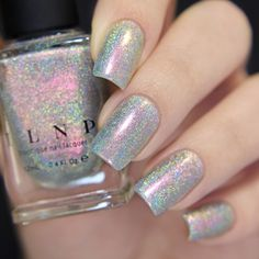 <3 ILNP - Rosewater (2017 Spring Color Kissed Ultra Holo Collection)