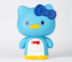 Hello Kitty Collectable Coin Bank: Tuxedosam