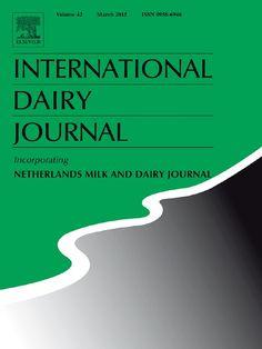 Публикации в журналах, наукометрической базы Scopus   International Dairy Journal #International #Dairy #Journals #публикация, #журнал, #публикациявжурнале #globalpublication #publication #статья
