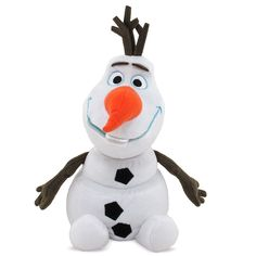 Adorb Reward Alert: Do you want to build a snowman? You don't have to with this cuddly Olaf! Click image for details!