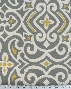 New Damask Greystone | Online Discount Drapery Fabrics and Upholstery Fabric Superstore!