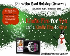 http://jenniferdawsonauthor.com/2015/11/26/share-the-read-holiday-kindle-fire-giveaway/#comment-496