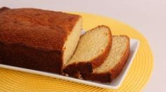 Italian Pound Cake Recipe - Laura in the Kitchen - Internet Cooking Show Starring Laura Vitale