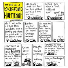 Previous pinner: Yes badgers, your time has come - it's #SlytherinSunday special HUFFLEPUFF edition