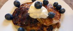 Gluten-Free Blueberry Pancakes (Perfect For A Cold Winter Morning!) - mindbodygreen.com