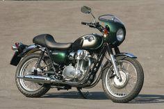 Fotogallery Kawasaki W800 - Test - Foto statiche